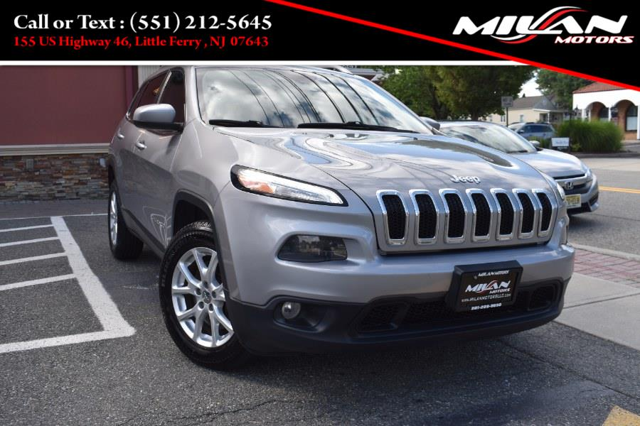 Used Jeep Cherokee 4WD 4dr Latitude 2015   Milan Motors. Little Ferry , New Jersey