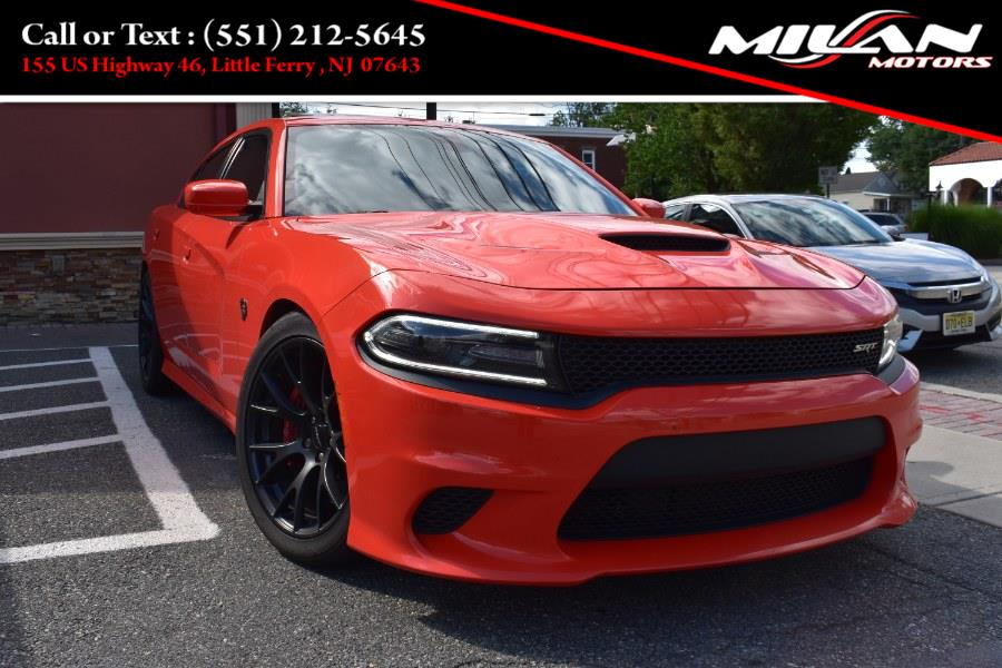 Used Dodge Charger 4dr Sdn SRT Hellcat RWD 2016   Milan Motors. Little Ferry , New Jersey