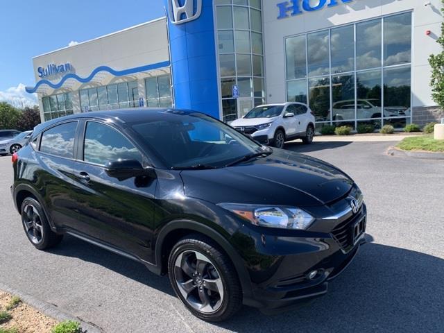 Used 2018 Honda Hr-v in Avon, Connecticut   Sullivan Automotive Group. Avon, Connecticut