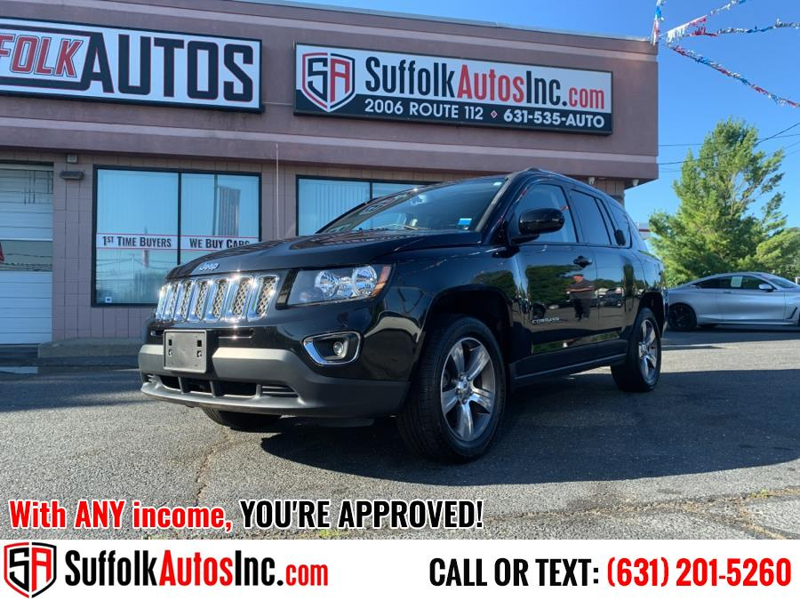 Used 2016 Jeep Compass in Medford, New York | Suffolk Autos Inc. Medford, New York
