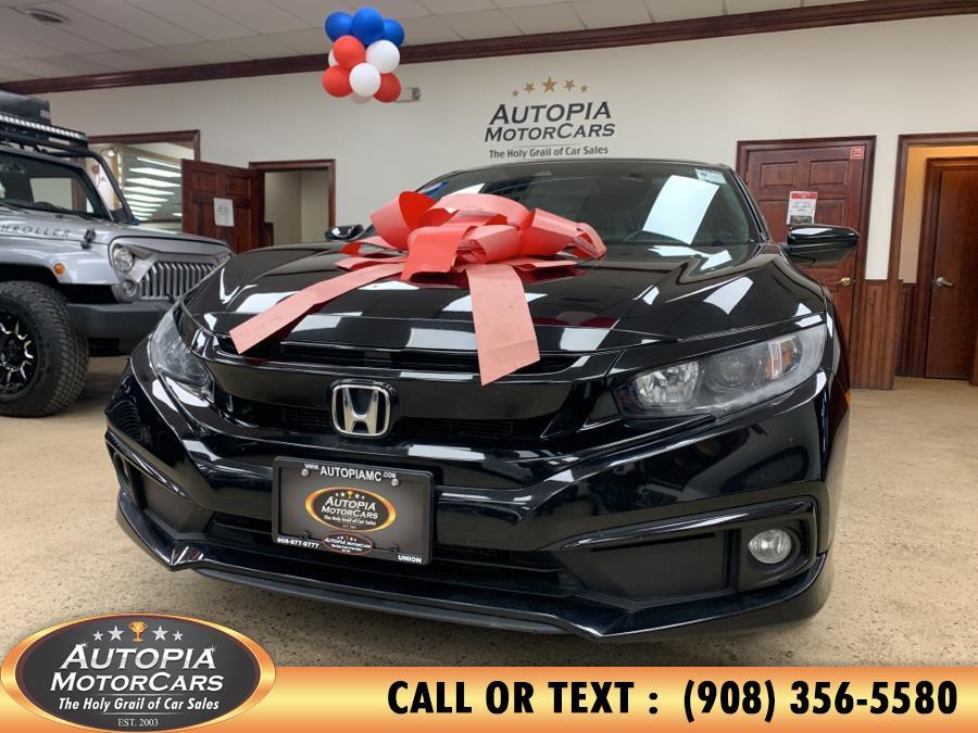 Used 2019 Honda Civic Sedan in Union, New Jersey   Autopia Motorcars Inc. Union, New Jersey