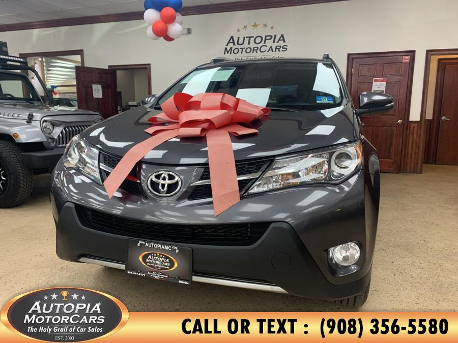 Used 2015 Toyota RAV4 in Union, New Jersey   Autopia Motorcars Inc. Union, New Jersey