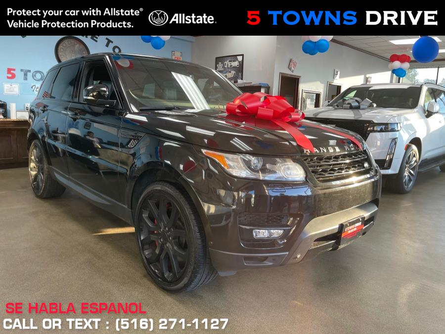 Used Land Rover Range Rover Sport 4WD 4dr Supercharged 2014   5 Towns Drive. Inwood, New York