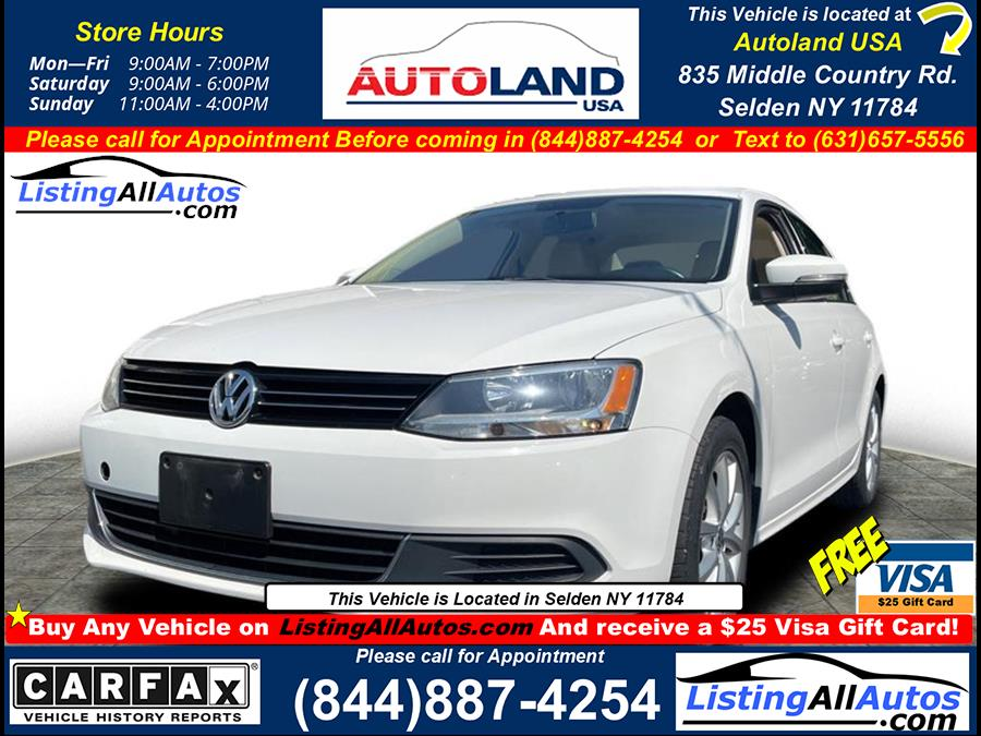 Used 2014 Volkswagen Jetta in Patchogue, New York   www.ListingAllAutos.com. Patchogue, New York