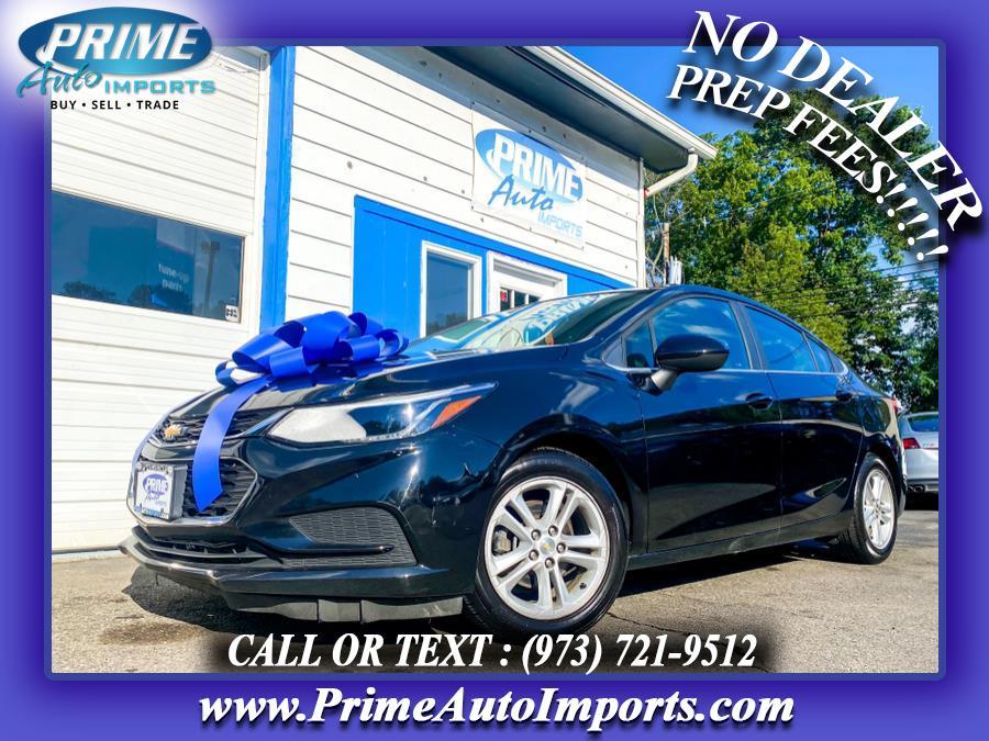 Used 2016 Chevrolet Cruze in Bloomingdale, New Jersey | Prime Auto Imports. Bloomingdale, New Jersey