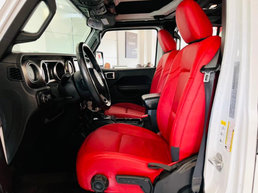 Used 2018 Jeep Wrangler Unlimited in Franklin Square, New York | C Rich Cars. Franklin Square, New York