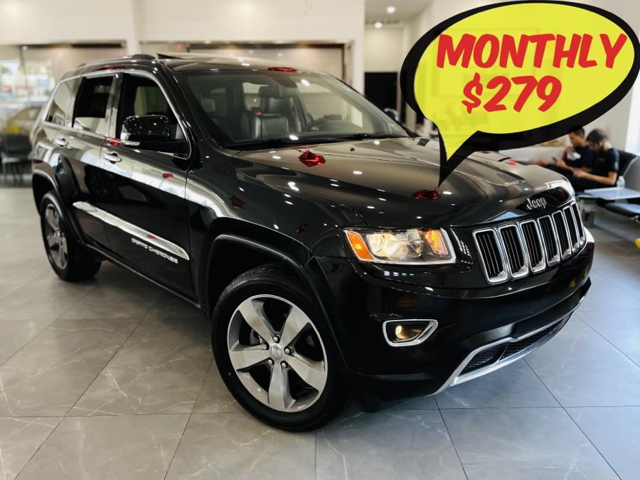 Used Jeep Grand Cherokee 4WD 4dr Limited 2014 | C Rich Cars. Franklin Square, New York