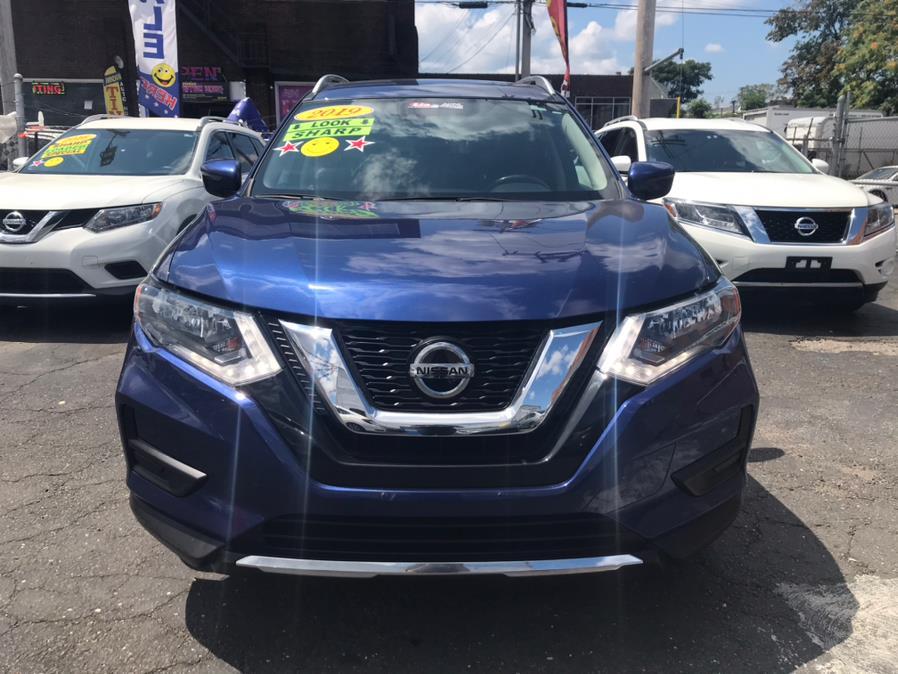 Used Nissan Rogue AWD SV 2019   Affordable Motors Inc. Bridgeport, Connecticut