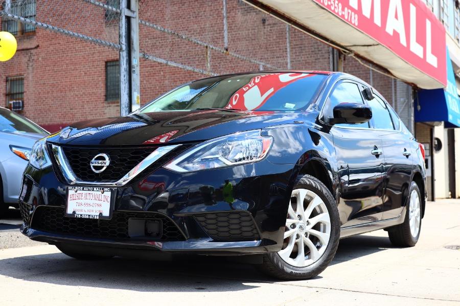 Used Nissan Sentra SV CVT *Ltd Avail* 2019 | Hillside Auto Mall Inc.. Jamaica, New York