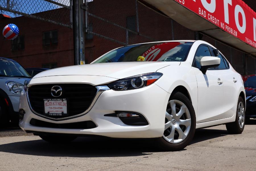 Used Mazda Mazda3 4-Door Sport Auto 2018   Hillside Auto Mall Inc.. Jamaica, New York