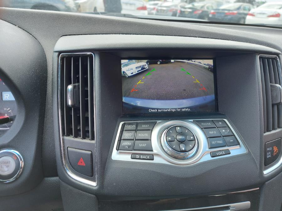 Used Nissan Maxima 4dr Sdn V6 CVT 3.5 SV w/Premium Pkg 2012   Chadrad Motors llc. West Hartford, Connecticut