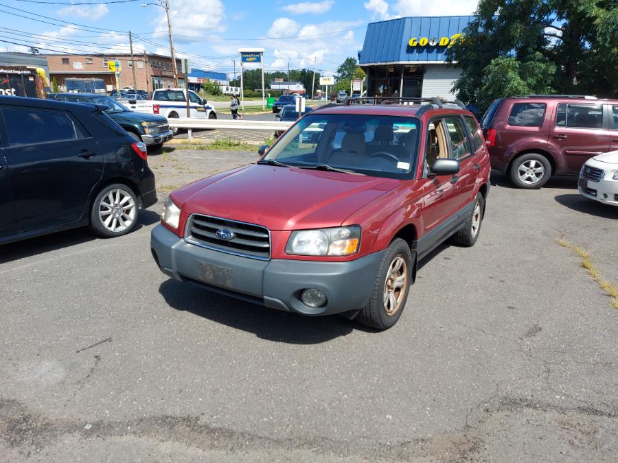 Used 2003 Subaru Forester in West Hartford, Connecticut | Chadrad Motors llc. West Hartford, Connecticut