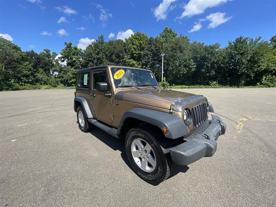 Used 2015 Jeep Wrangler in Stratford, Connecticut | Wiz Leasing Inc. Stratford, Connecticut