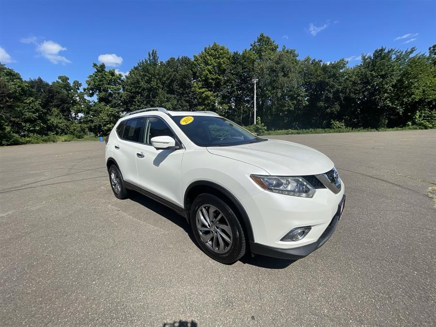 Used 2015 Nissan Rogue in Stratford, Connecticut | Wiz Leasing Inc. Stratford, Connecticut