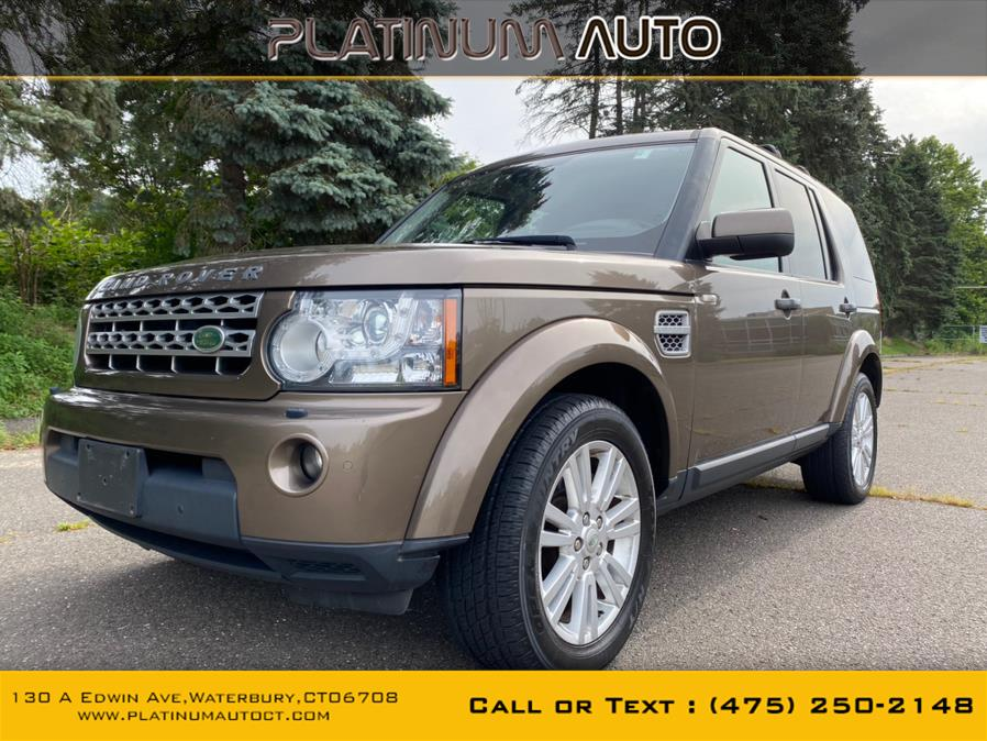 Used 2010 Land Rover LR4 in Waterbury, Connecticut | Platinum Auto Care. Waterbury, Connecticut