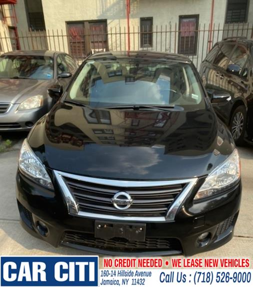 Used Nissan Sentra 4dr Sdn I4 CVT SR 2015   Car Citi. Jamaica, New York