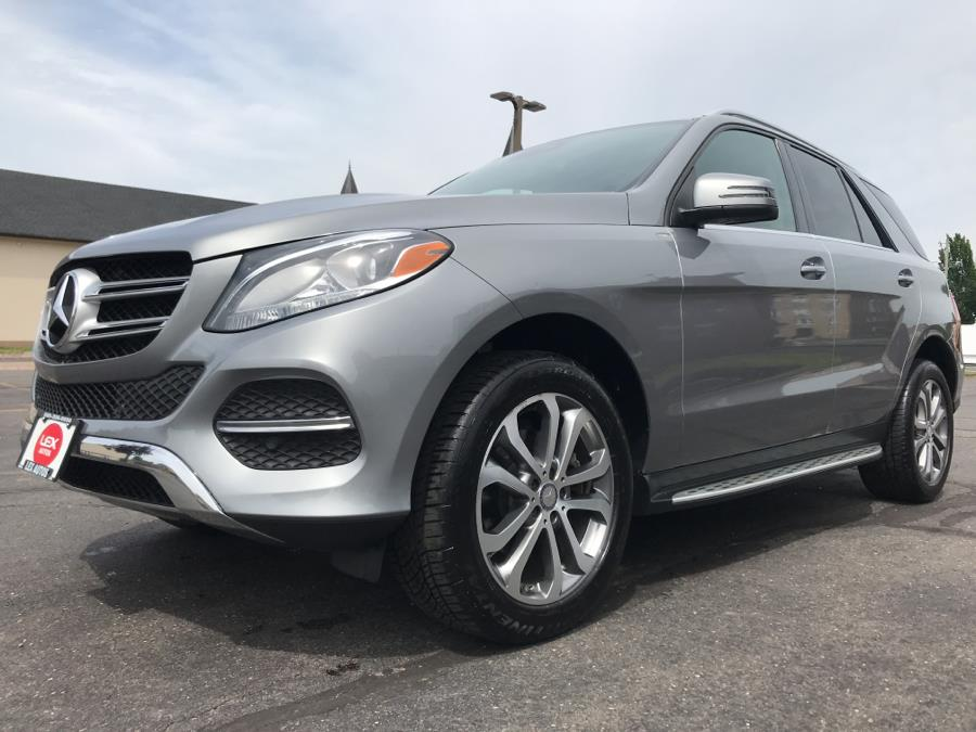 Used 2016 Mercedes-Benz GLE in Hartford, Connecticut   Lex Autos LLC. Hartford, Connecticut