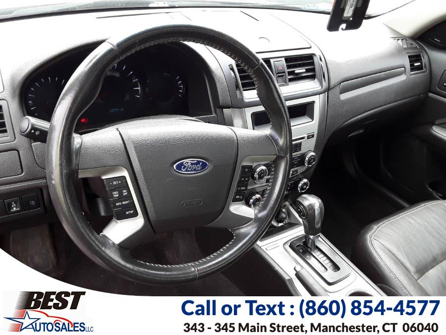 Used Ford Fusion 4dr Sdn SEL FWD 2012   Best Auto Sales LLC. Manchester, Connecticut