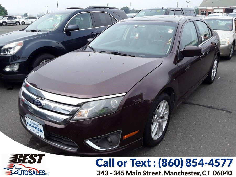 Used Ford Fusion 4dr Sdn SEL FWD 2012 | Best Auto Sales LLC. Manchester, Connecticut