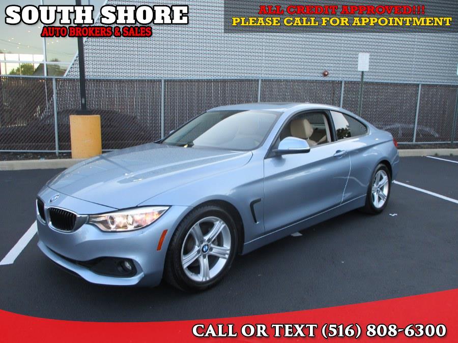 Used BMW 4 Series 2dr Cpe 428i RWD 2014 | South Shore Auto Brokers & Sales. Massapequa, New York