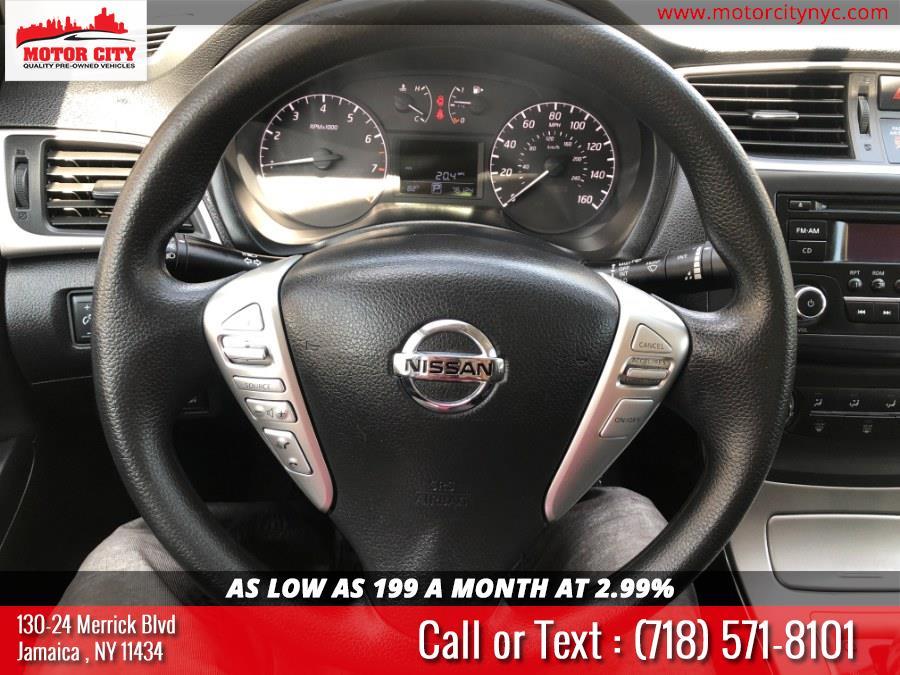 Used Nissan Sentra 4dr Sdn I4 CVT SR 2015   Motor City. Jamaica, New York