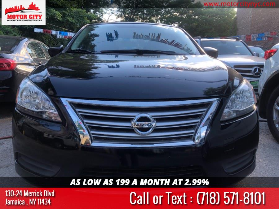 Used 2015 Nissan Sentra in Jamaica, New York | Motor City. Jamaica, New York