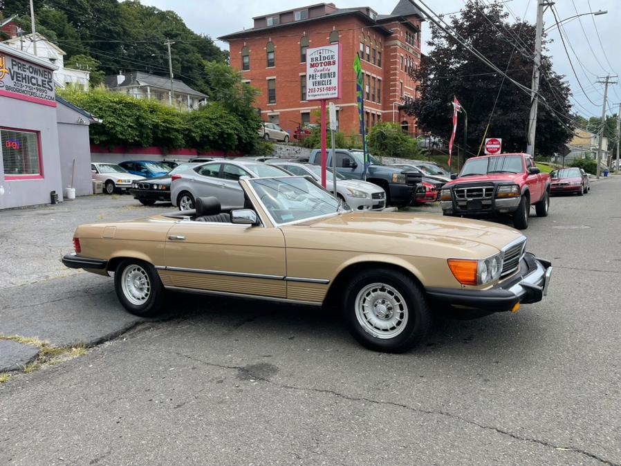Used Mercedes-Benz 380 Series 2dr Coupe 380SL 1985 | Bridge Motors LLC. Derby, Connecticut