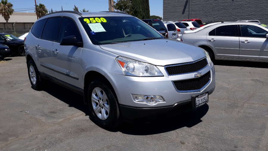 Used Chevrolet Traverse FWD 4dr LS 2011 | U Save Auto Auction. Garden Grove, California
