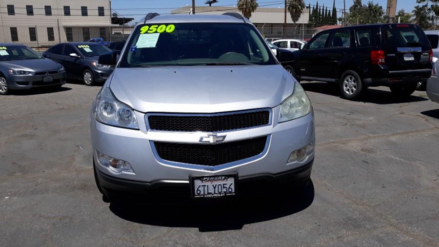 Used Chevrolet Traverse FWD 4dr LS 2011   U Save Auto Auction. Garden Grove, California