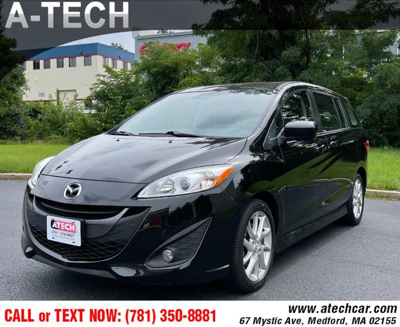 Used 2012 Mazda Mazda5 in Medford, Massachusetts | A-Tech. Medford, Massachusetts