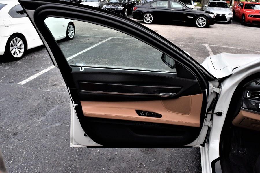 Used BMW 7 Series 4dr Sdn 750i 2009   Rahib Motors. Winter Park, Florida