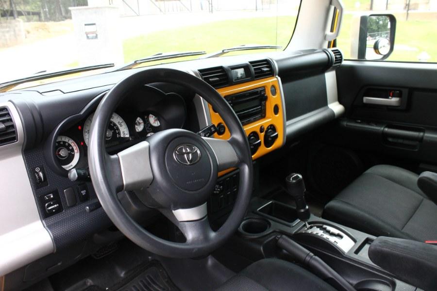Used Toyota FJ Cruiser RWD 4dr Auto (Natl) 2010 | HHH Auto Sales LLC. Marietta, Georgia