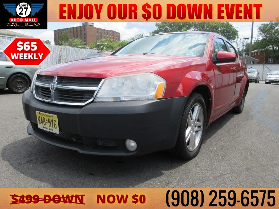 Used 2010 Dodge Avenger in Linden, New Jersey | Route 27 Auto Mall. Linden, New Jersey