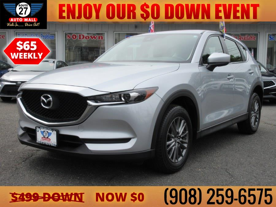 Used 2018 Mazda CX-5 in Linden, New Jersey | Route 27 Auto Mall. Linden, New Jersey