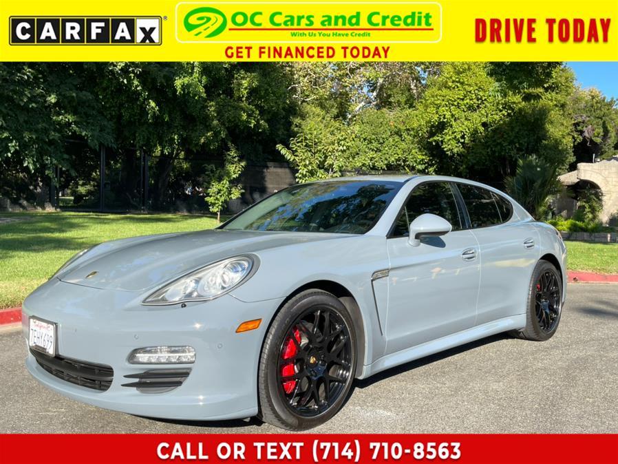 Used 2011 Porsche Panamera in Garden Grove, California   OC Cars and Credit. Garden Grove, California