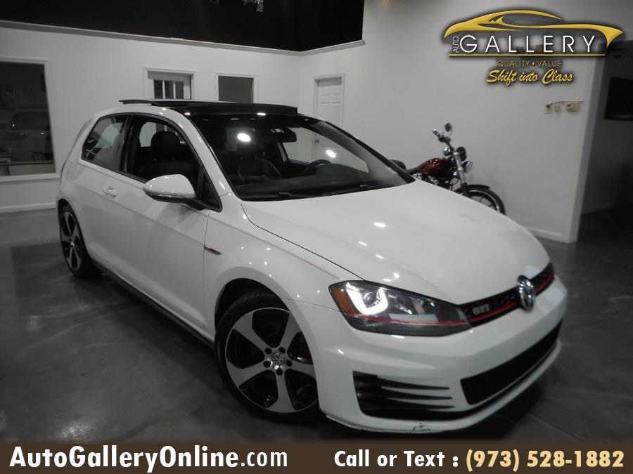Used 2015 Volkswagen Golf GTI in Lodi, New Jersey | Auto Gallery. Lodi, New Jersey