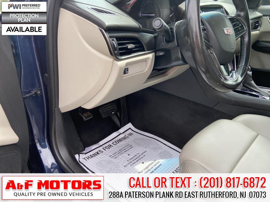 Used Cadillac ATS Sedan 4dr Sdn 2.0L AWD 2017 | A&F Motors LLC. East Rutherford, New Jersey