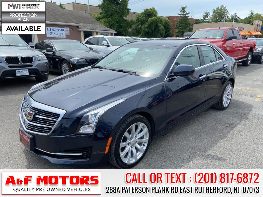 Used 2017 Cadillac ATS Sedan in East Rutherford, New Jersey | A&F Motors LLC. East Rutherford, New Jersey