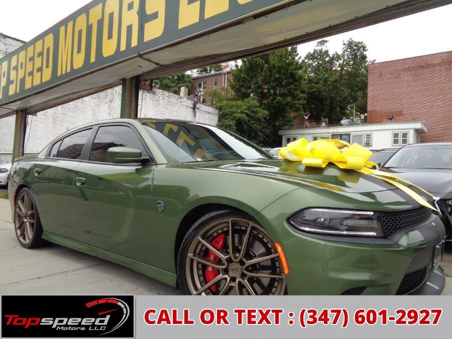 Used Dodge Charger SRT Hellcat 2018 | Top Speed Motors LLC. Jamaica, New York