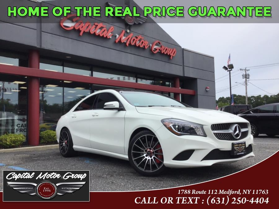 Used Mercedes-Benz CLA-Class 4dr Sdn CLA250 FWD 2014   Capital Motor Group Inc. Medford, New York