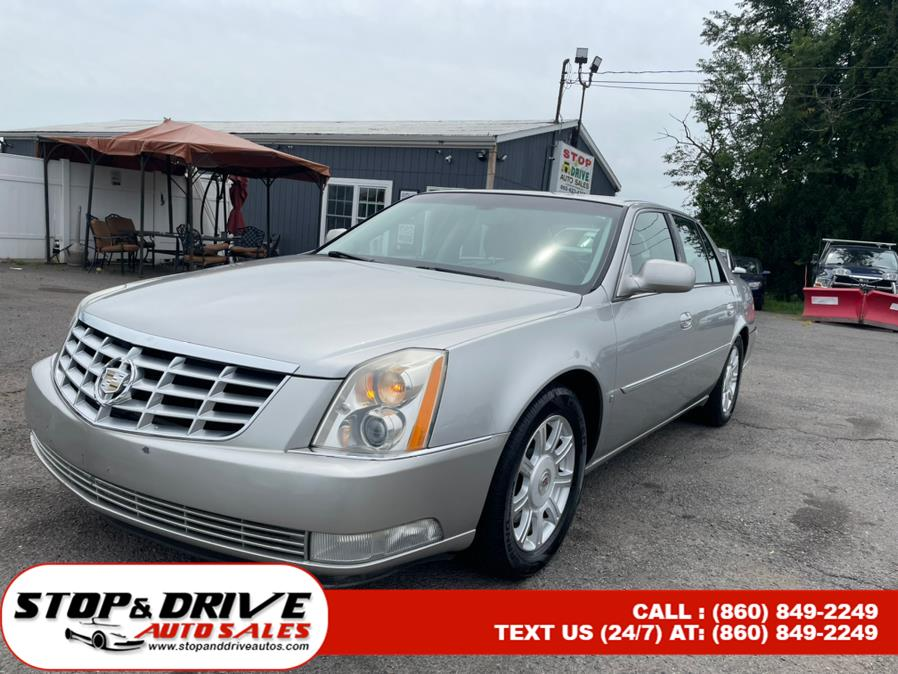 Used Cadillac DTS 4dr Sdn w/1SC 2008 | Stop & Drive Auto Sales. East Windsor, Connecticut
