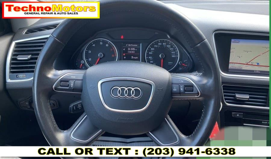 Used Audi Q5 quattro 4dr 2.0T Premium Plus 2014   Techno Motors . Danbury , Connecticut