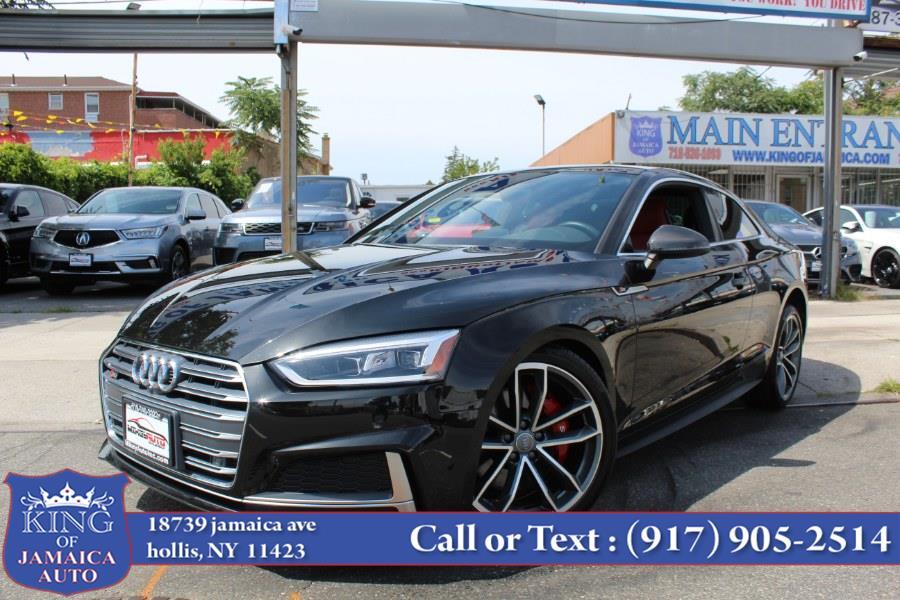 Used Audi S5 Coupe 3.0 TFSI Prestige 2018   King of Jamaica Auto Inc. Hollis, New York