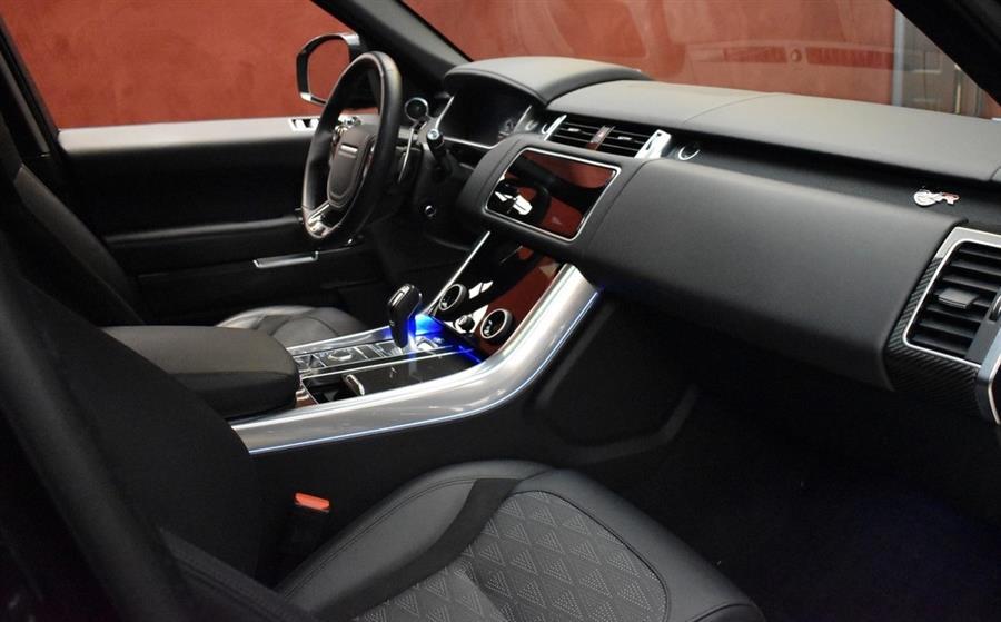 Used Land Rover Range Rover Sport SVR 2019 | Select Motor Cars. Deer Park, New York