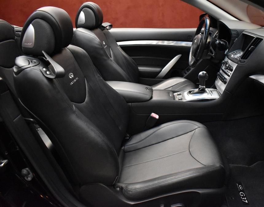 Used Infiniti G37 Convertible Sport 2012   Select Motor Cars. Deer Park, New York