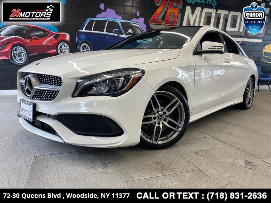 Used Mercedes-Benz CLA CLA 250 4MATIC Coupe 2018 | 26 Motors Queens. Woodside, New York