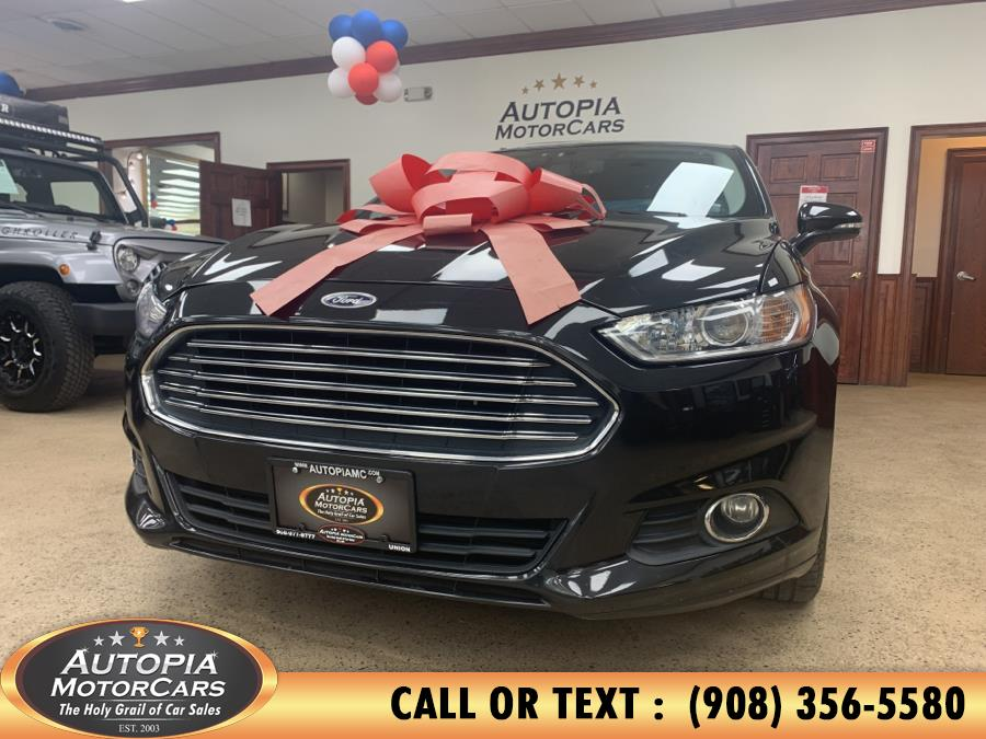 Used 2013 Ford Fusion in Union, New Jersey | Autopia Motorcars Inc. Union, New Jersey
