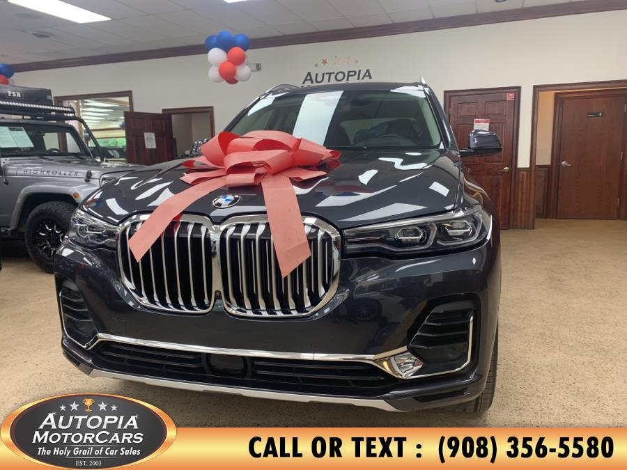 Used BMW X7 xDrive40i Sports Activity Vehicle 2019 | Autopia Motorcars Inc. Union, New Jersey
