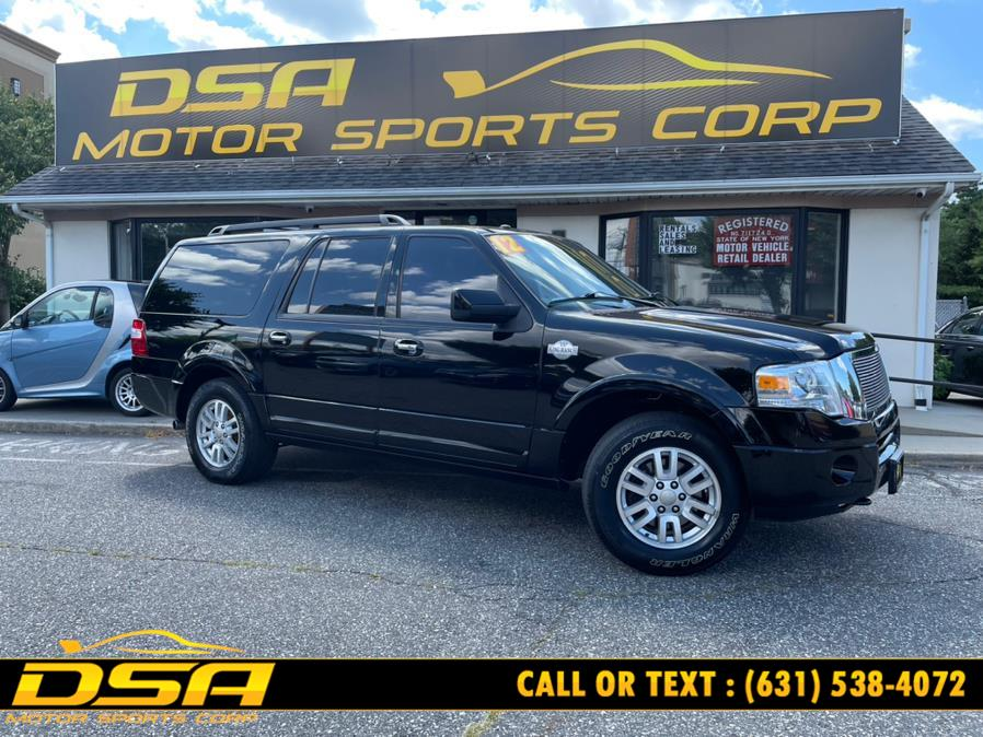 Used Ford Expedition EL 4WD 4dr King Ranch 2012 | DSA Motor Sports Corp. Commack, New York