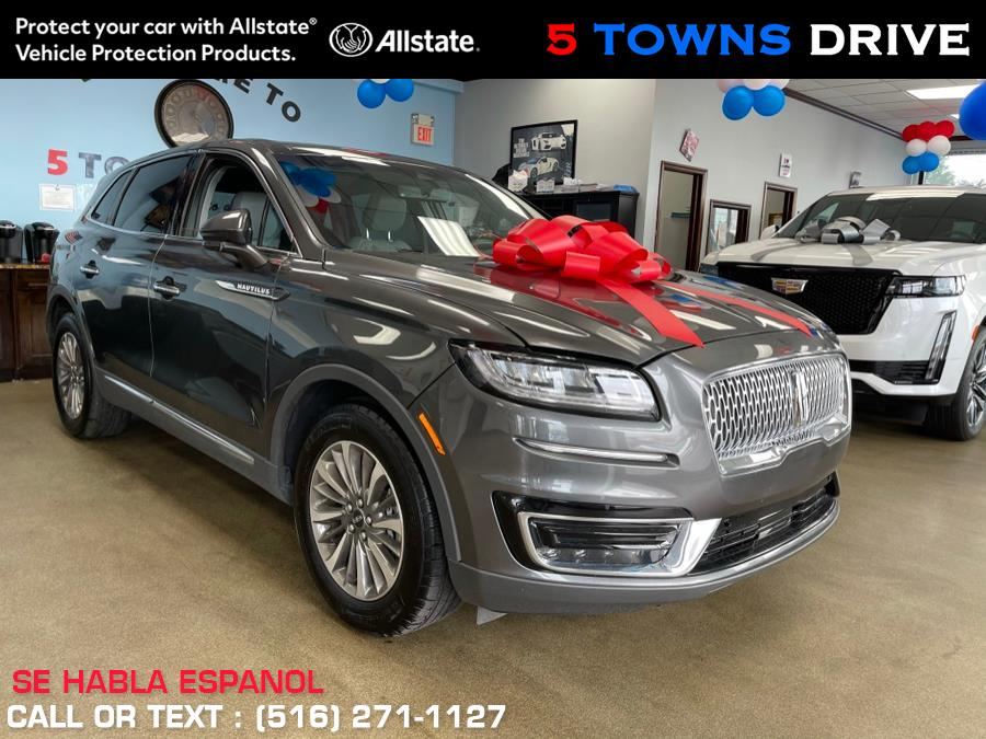 Used Lincoln Nautilus Reserve FWD 2020 | 5 Towns Drive. Inwood, New York